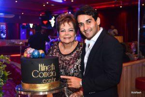 E sim, ele veio de Brasília pra prestigiar a melhor mãe! Raphael Correia