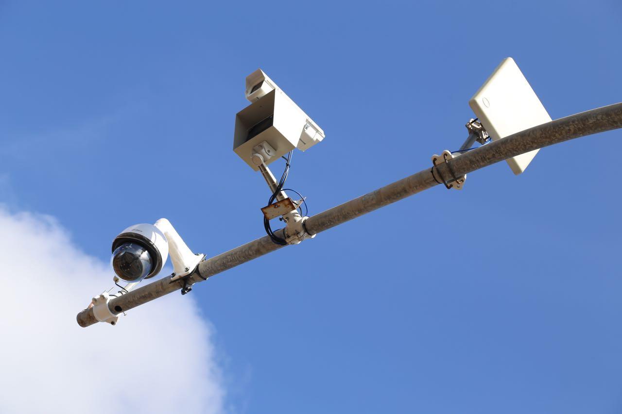 Resultado de imagem para RN instala câmeras de alta tecnologia para combater roubo de carros