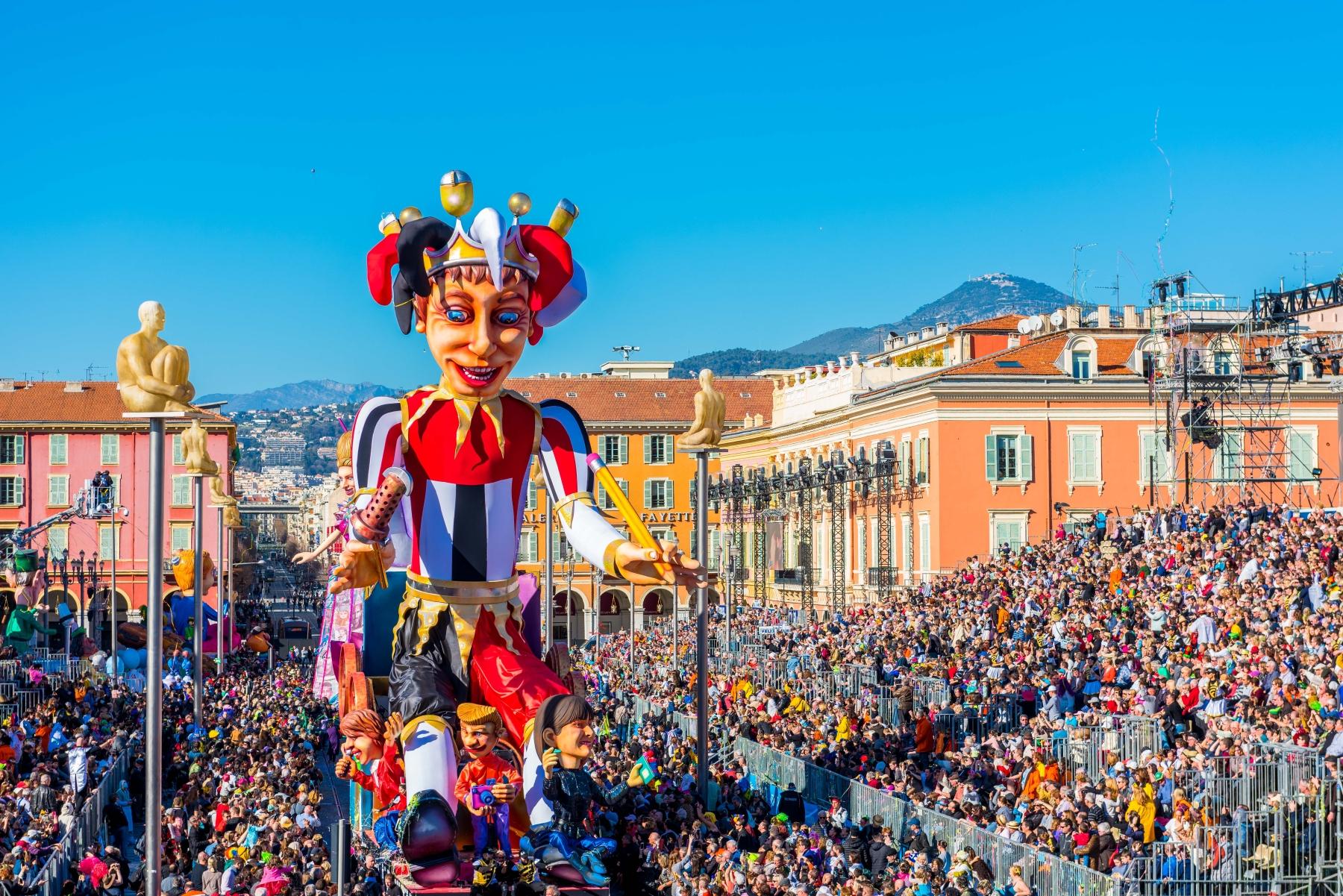 Resultado de imagem para carnaval nice